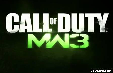 Первый тизер Call of Duty: Modern Warfare 3 - AM3RICA